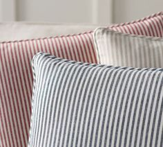 Wheaton Stripe Pillow Cover