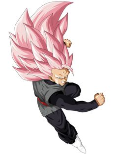 Goku Black Super Saiyan Rose 3 by Frost-Z on DeviantArt