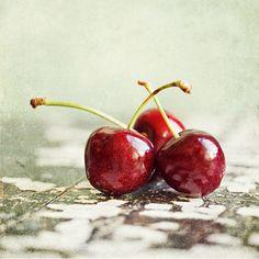 vintage cherries