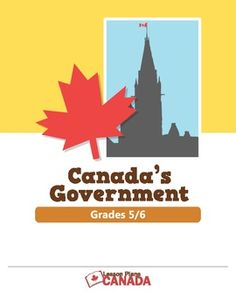 Canada's Government - Informational Texts, 5 Activities Social Studies Lesson Plans, 5th Grade Social Studies, Teaching Social Studies, Teaching 5th Grade, 5th Grade Teachers, Plan Canada, Levels Of Government, Informational Texts, Canadian History