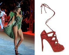 NICHOLAS KIRKWOOD firma los ZAPATOS de VICTORIA'S SECRET http://moda.glam.com.es/2012/11/16/nicholas-kirkwood-firma-los-zapatos-de-los-angeles-victorias-secret/ Si hablamos de ÁNGELES indudablemente pensamos en alas y plumas, pero los de VICTORIA'S SECRET son además terrenales; y por ello, han de calzar zapatos dignos de tan celestiales pies.  http://moda.glam.com.es/2012/11/16/nicholas-kirkwood-firma-los-zapatos-de-los-angeles-victorias-secret/