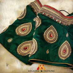 Cutwork Blouse Designs, Kids Blouse Designs, Wedding Saree Blouse Designs, Half Saree Designs, Simple Blouse Designs, Cut Work Blouse, Aari Work Blouse, Blouse Desings, Abstract Embroidery