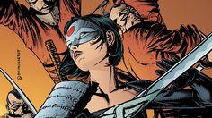 katana free for desktop Deadshot, Deathstroke, Tatsu Yamashiro, Katana Swords, Riddler, Desktop Pictures, Poison Ivy, Catwoman, Squad