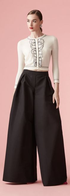 Carolina Herrera Resort 2017 Collection