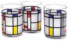 Design in (Piet) Mondrian style send this to me!  ;-*