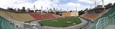 Estadio do Pacaembu - Sao Paulo - Museu do Futebol