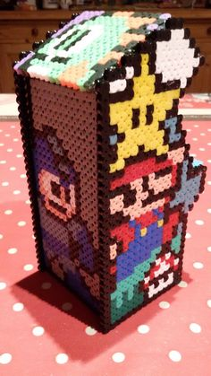 arcade machine beads by groslip1255 on DeviantArt