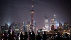 Shanghai New Years Eve