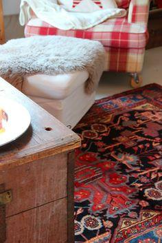 Perfect colors in carpet