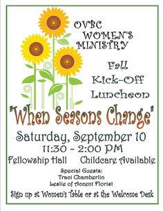 widows luncheon invite idea Ministry Ideas, Women's Ministry, Invite, Invitations, Women's Retreat, Pastors Wife, Ladies Luncheon, Ladies Night, Christian Living