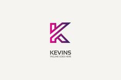 Letter K Logo @creativework247