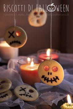 #halloween #cookies #recipe #candy #scary http://blog.giallozafferano.it/laziatata/biscotti-di-halloween/
