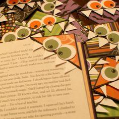 Jenny Evans: Monster bookmarks and Halloween goody bags Halloween Goodie Bags, Halloween Goodies, Monster Bookmark, Bookmarks, Evans, Goody Bags, Holiday, Kids, October