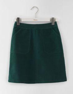Annabel Skirt WG685 Above Knee Skirts at Boden