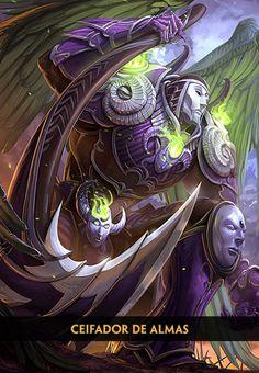 Thanatos - O Punho da Morte - Deuses - SMITE - MOBA em terceira pessoa   Level Up!