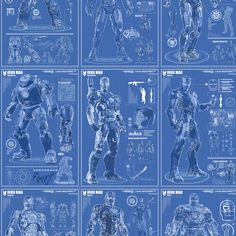 Download iron man blueprints stark industries 17202 8 hd desktop iron man blueprints select any 3 by ryanhuddle on etsy malvernweather Image collections