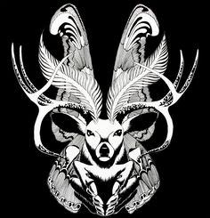 Deermoth by ChrisPanatier on DeviantArt