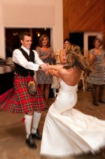 Want a traditional Scottish wedding add the fun of a Céilidh to your wedding with some Scottish dancing! Strip the Willow will have all your guests on the dancefloor! Xx