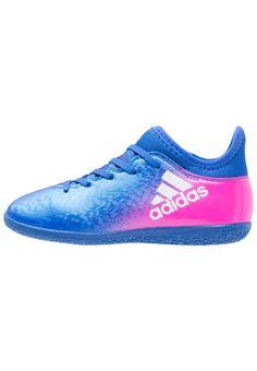 Haz clic para ver los detalles. Envíos gratis a toda España. Adidas  Performance X 16.3 IN Botas de fútbol sin tacos blue white shock ... acd96577056c9
