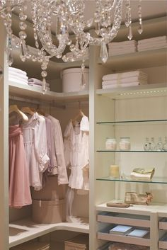 Glass shelving can make any space elegant....glass shelves for perfumes, lotions  j...