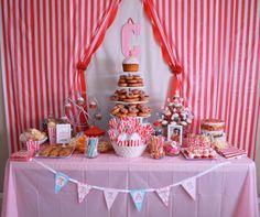 Project Nursery - Carnival 1st Birthday Party - Project Nursery