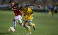 Aquino sería baja para la final de la Libertadores