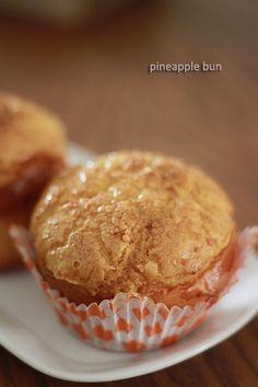 Pineapple Bun recipe