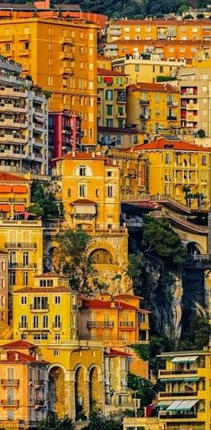 Monte Carlo, Monaco.  Wonderful area for the rich and famous but it is still accessible and a lovely spot for the not so rich....