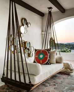 Future Future In 2019 Outdoor Beds Hanging Beds Home Decor Outdoor Beds, Outdoor Spaces, Outdoor Living, Outdoor Swings, Porch Swings, Outdoor Hanging Bed, Outdoor Pallet, Indoor Outdoor, Outdoor Bedroom