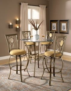 Hillsdale Brookside 30 Inch Oval Back Swivel Bar Stool by Hillsdale. $219.00. Some assembly may be required. Please see product details.. Our Brookside dining collections feature the lustrous depth and beauty of fossilstone and the classic effect of traditional designs. The chairs and barstools are available in two styles, a more traditionally scrolled design which boasts an oval fossilstone motif and gracefully scrolled metal work, or a more transitional diamond fossi...