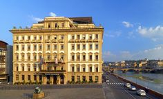 The Westin Excelsior Florence Florence, Tuscany, Italy #cbcollection