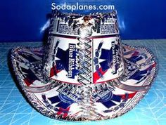 beer box cowboy hat pattern - Search yahoo Image Search Results