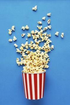 At the movies I am...