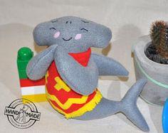 мягкая игрушка из флиса акула Диего. подробности http://sweetlanka007.blogspot.ru/2016/07/diego.html