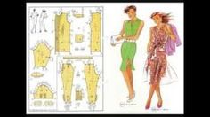 descargar gratis manual o libro de costura de hermenegildo zampar - YouTube Family Guy, Dots, Pattern, Blog, Fictional Characters, Hermes, Youtube, Videos, Modeling