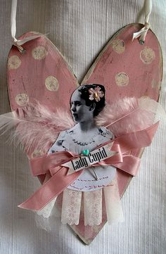 Lady Cupid... by fleamarketstudio, via Flickr