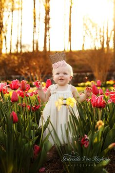 one year old spring session, Asheville North Carolina Photographer, one year old…