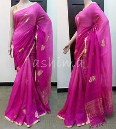 Code:1104161 - Shaded silky kota saree With Woven Motifs and Pallu Price INR:5580/-