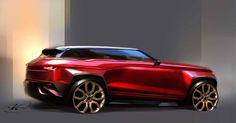 Land Rover - Ideas on Behance