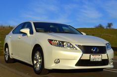 Alternative Fuel Cars - Lexus ES 300h