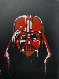 Darth Vader Paint And Sip, Darth Vader, Paintings, Fictional Characters, Paint, Painting Art, Painting, Fantasy Characters, Painted Canvas