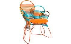 Trame Individual Chair