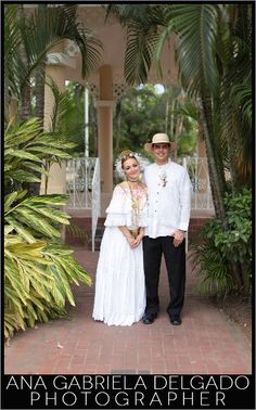 Panama Folk wedding