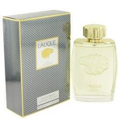 LALIQUE by Lalique Eau De Parfum Spray (Lion) 4.2 oz (Men)
