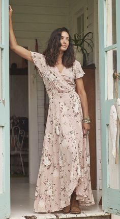 Muse Maxi Dress   Auguste