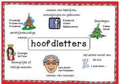Lessen van Lisa - Taal School S, School Hacks, Dutch Language, Kids Class, Kids Education, Website, Bible Quotes, Grammar, Kids Learning