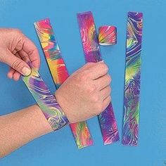 Snap bracelets-these were so much fun