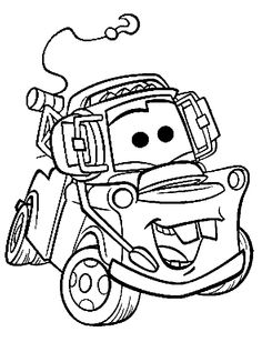coloring books cars tow mater to print and free download cars coloring pages coloring pages