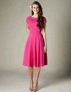 a3acefbe05c76 Latter Day Bride, Short Lace Bridesmaid Dresses, Colored Wedding Dresses,  Modest Dresses,
