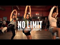 Usher - No Limit - Choreography by Alexander Chung - Additional Groups - Filmed by @TimMilgram - YouTube